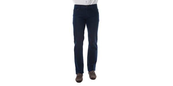 Pánske tmavo modré džínsy Cristian Lay