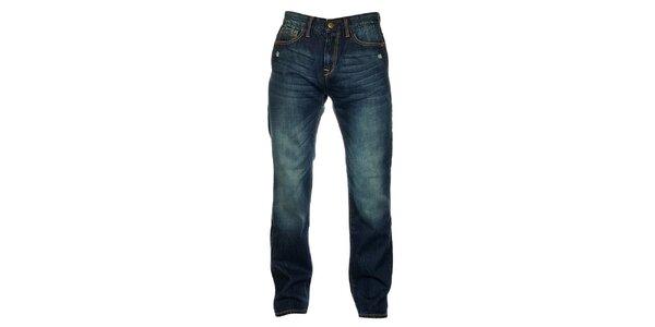 Pánske modré džínsy Exe Jeans