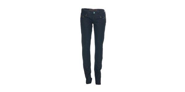 Dámske skinny džínsy značky Lois v čiernošedej farbe