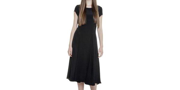 Dámske čierne šaty Gene