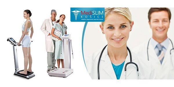 Meranie nebezpečného tuku v tele