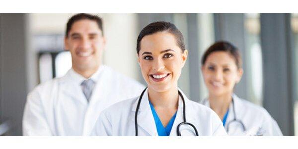 Diagnostika zdravotného stavu s následnou terapiou