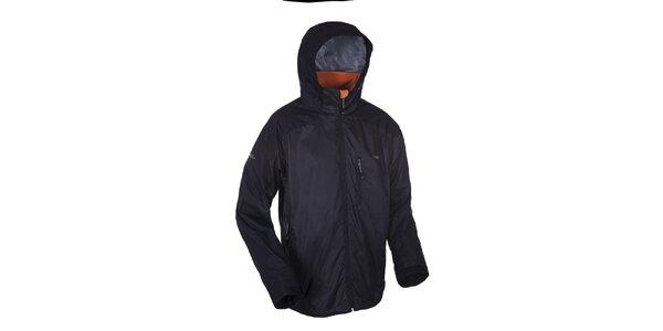 Pánska čierna funkčná outdoorová bunda Envy
