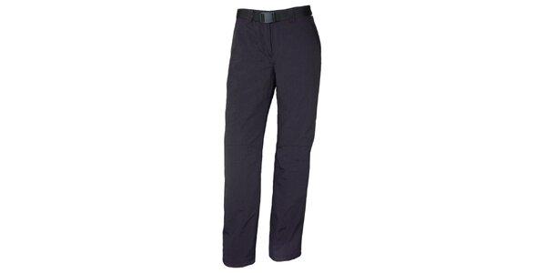 Dámske antracitové funkčné outdoorové nohavice Maier