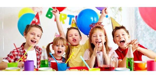 Výnimočná a netradičná oslava v Detskom svete Mirage