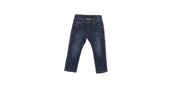 Detské modré džínsy Buby