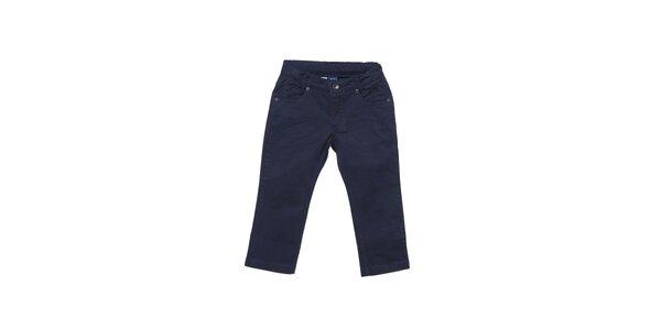 Detské tmavo modré nohavice Buby