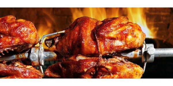 Grilované kura