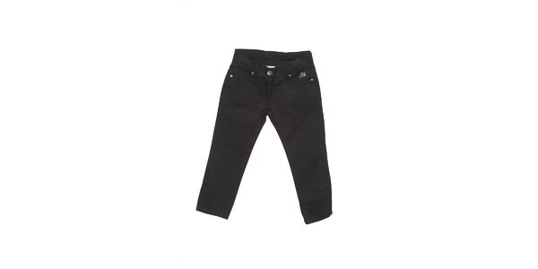 Detské čierne nohavice Buby