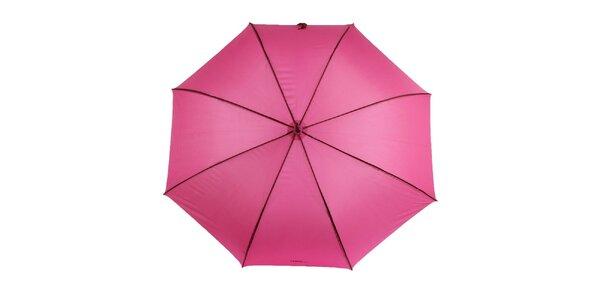 Dámsky ružový dáždnik Ferré Milano