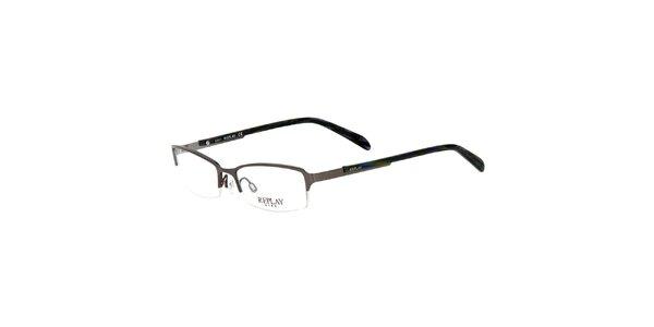 Dámske rámy na dioptrické okuliare Replay s farebnými nožičkami