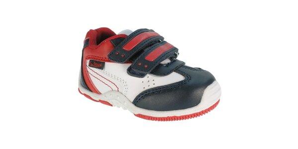 Detské športové topánky so suchým zipsom Beppi