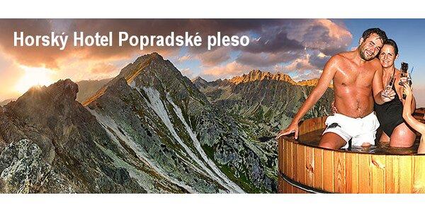 Vysokohorský HOTEL POPRADSKÉ Pleso