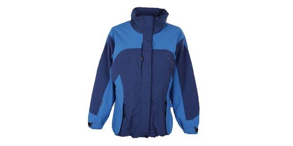 Dámska modrá bunda s kapucňou Trimm