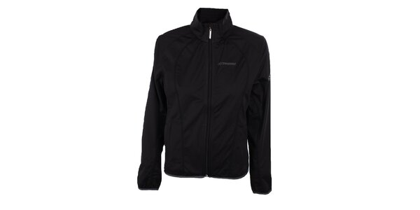 Dámska čierna softshellová bunda Trimm