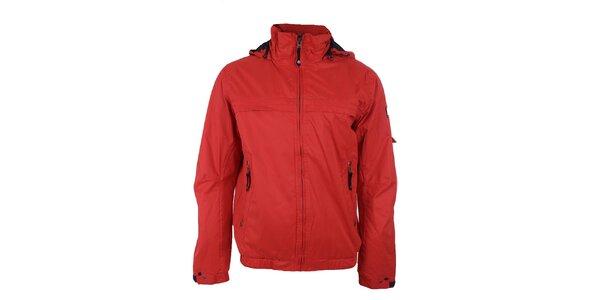 Pánska červená bunda Trimm