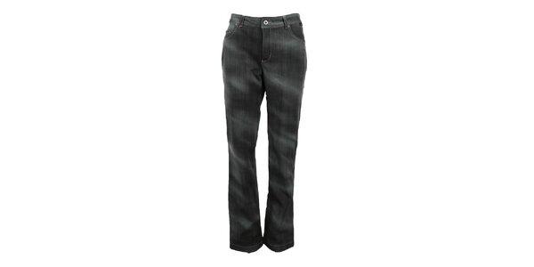 Dámske softshellové nohavice s džínsovým vzorom Trimm