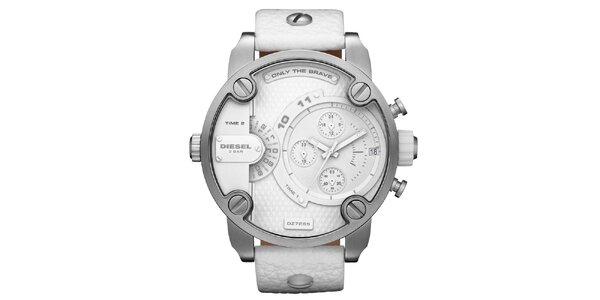 Pánske analógové hodinky s chronografom Diesel