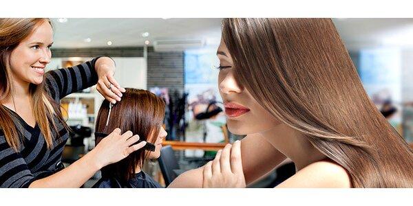 Nový strih a regenerácia vlasov