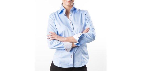 Dámska svetlo modrá košeľa Lexa Slater
