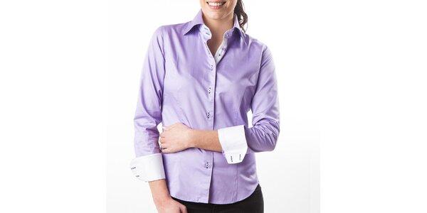 Dámska fialová košeľa Lexa Slater