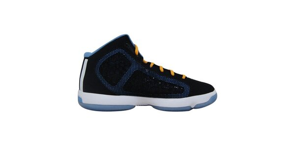 Pánske modré kotníkové tenisky Adidas