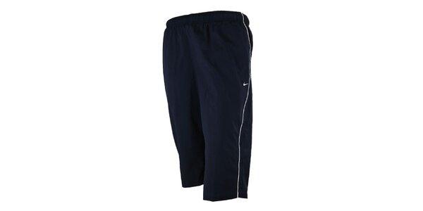 Pánske tmavo modré šortky Nike