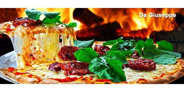 Originálna talianska pizza