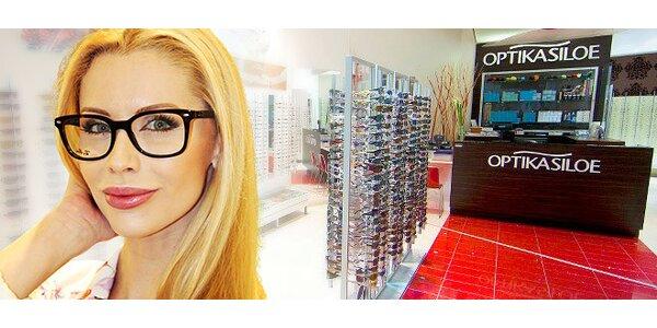Kupón v hodnote 20 € na dioptrické okuliare