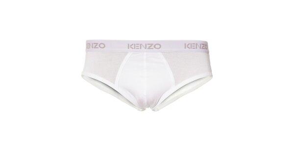 Pánske biele slipy Kenzo