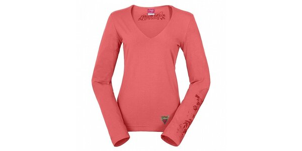 Dámske ružové tričko Hannah