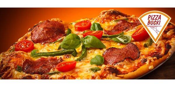 Pizza aj s donáškou