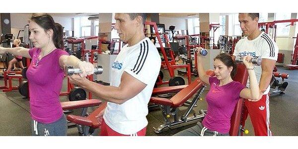 Osobný fitness tréner