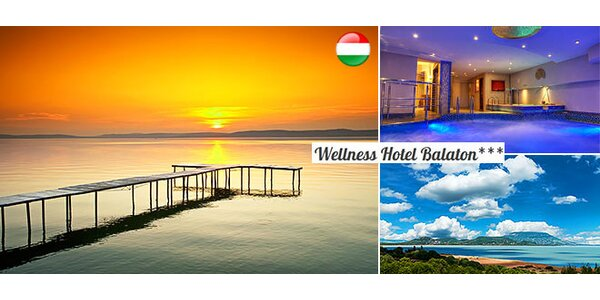 Wellness pobyt pre 2 osoby pri Balatone