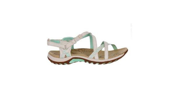 Dámske svetlé sandále Merrell