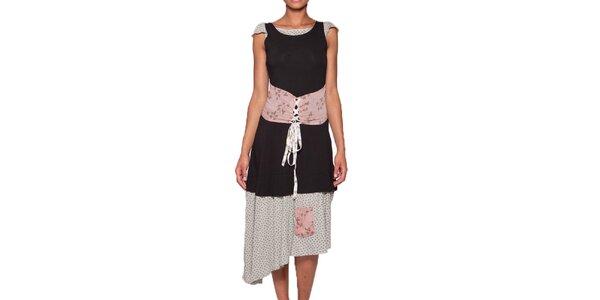 Dámske dlhé šaty so šnurovačkou Ian Mosh