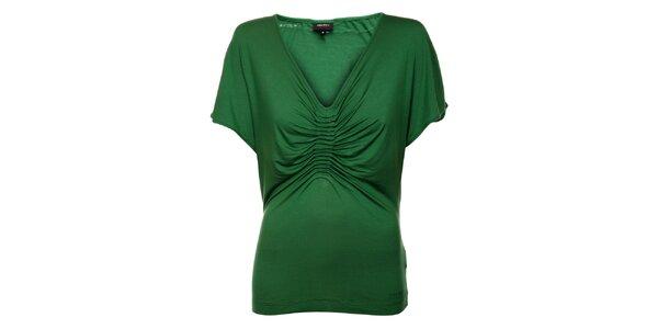 Dámsky trávovo zelený top Miss Sixty