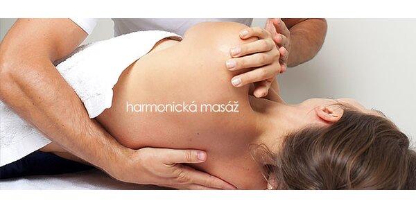 Japonská terapeutická masáž