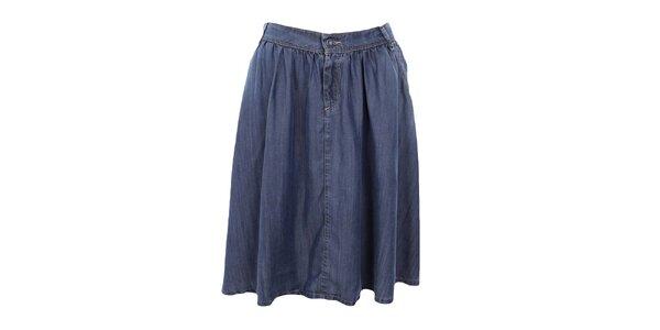 Dámska dlhá džínsová sukňa Gas