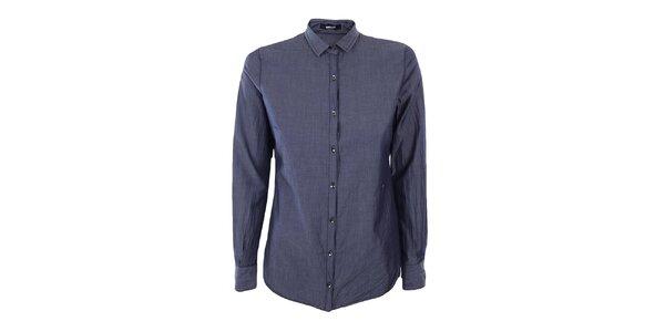 Dámska modrá košeľa Gas