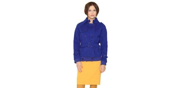 Dámsky modrý kabátik Pepa Loves