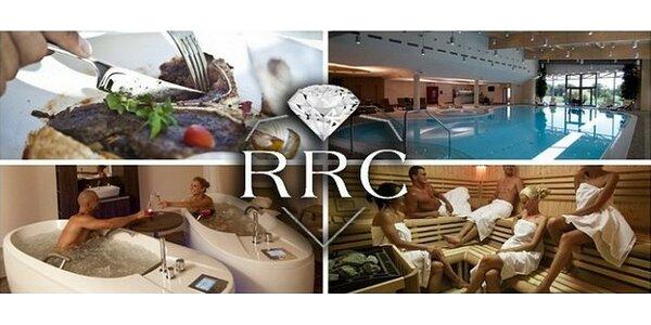 3-dňový pobyt pre 2 osoby v hoteli RRC Hluboká***** v južných Čechách