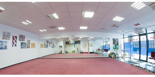Pilates - cvičebný program pre telo i myseľ - hodinový vstup za 2,50 € v…