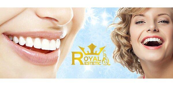Krásny biely úsmev za najnižšiu cenu na trhu. Vyššia belosť zubov až o…