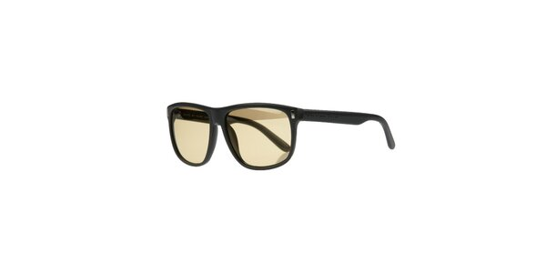 Unisex antracitové slnečné okuliare Marc Jacobs
