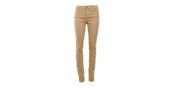 Dámske žlté džínsy Big Star