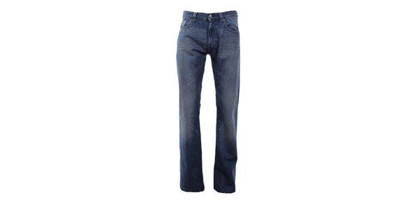 Pánske džínsy Big Star v modrom odtieni