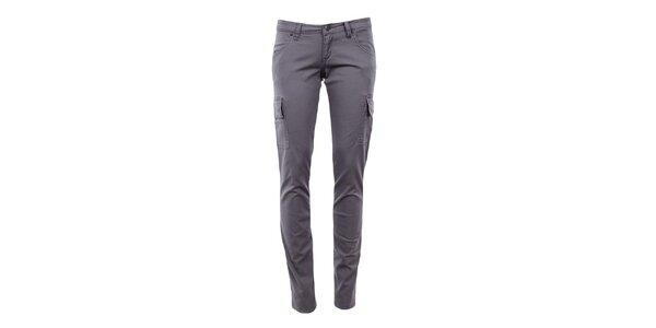 Dámske džínsy s vreckami na stehnách Big Star