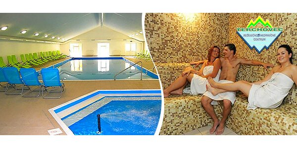 Vodný a saunový svet Terchovec