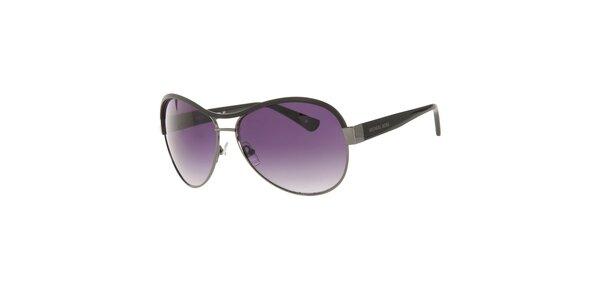 Dámske fialové slnečné okuliare Michael Kors